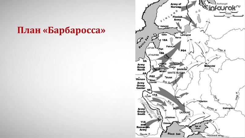 31. Начало Великой Отечественной войны