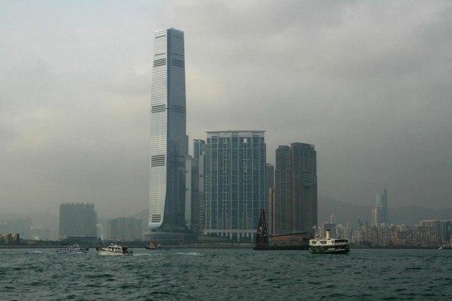 10 самых высоких небоскребов