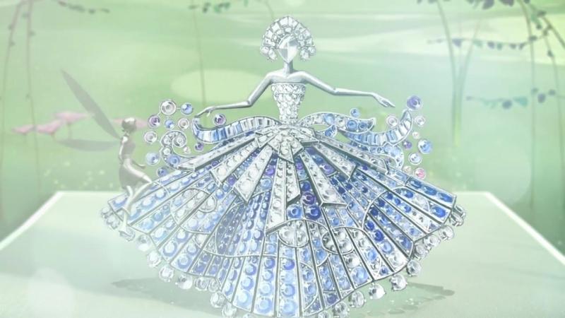 Van Cleef Arpels. Le Secret High Jewelry collection