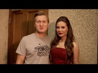 Приглашение на выставку #НадоБратьОсенью от Юли Михалковой и Андрея Рожкова