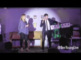 Verbs and Harry Belafonte__Hilarious Magic Trick with Ben Young