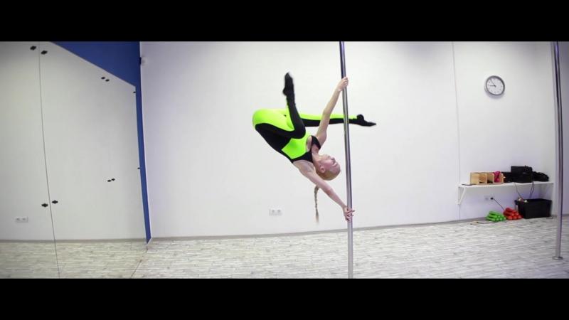 Pole Dance Wave Омск Елена Мишагина