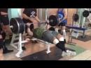 Константин Чекасин жим лёжа 230 кг