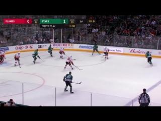 Calgary Flames vs Dallas Stars – Feb. 27, 2018 _ Game Highlights _ NHL 2017_18.
