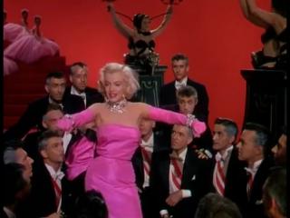 Marilyn Monroe-Diamonds are a girls best friends