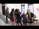 Секс-атака на штаб Навального