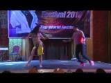 ДАРЬЯ МИЦКЕВИЧ & MOHAMED SALAH - Ahlan Wa Sahlan Festival 2017