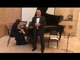 Концерт памяти М.И. Глинки.  06.12.17. С.Голицын.