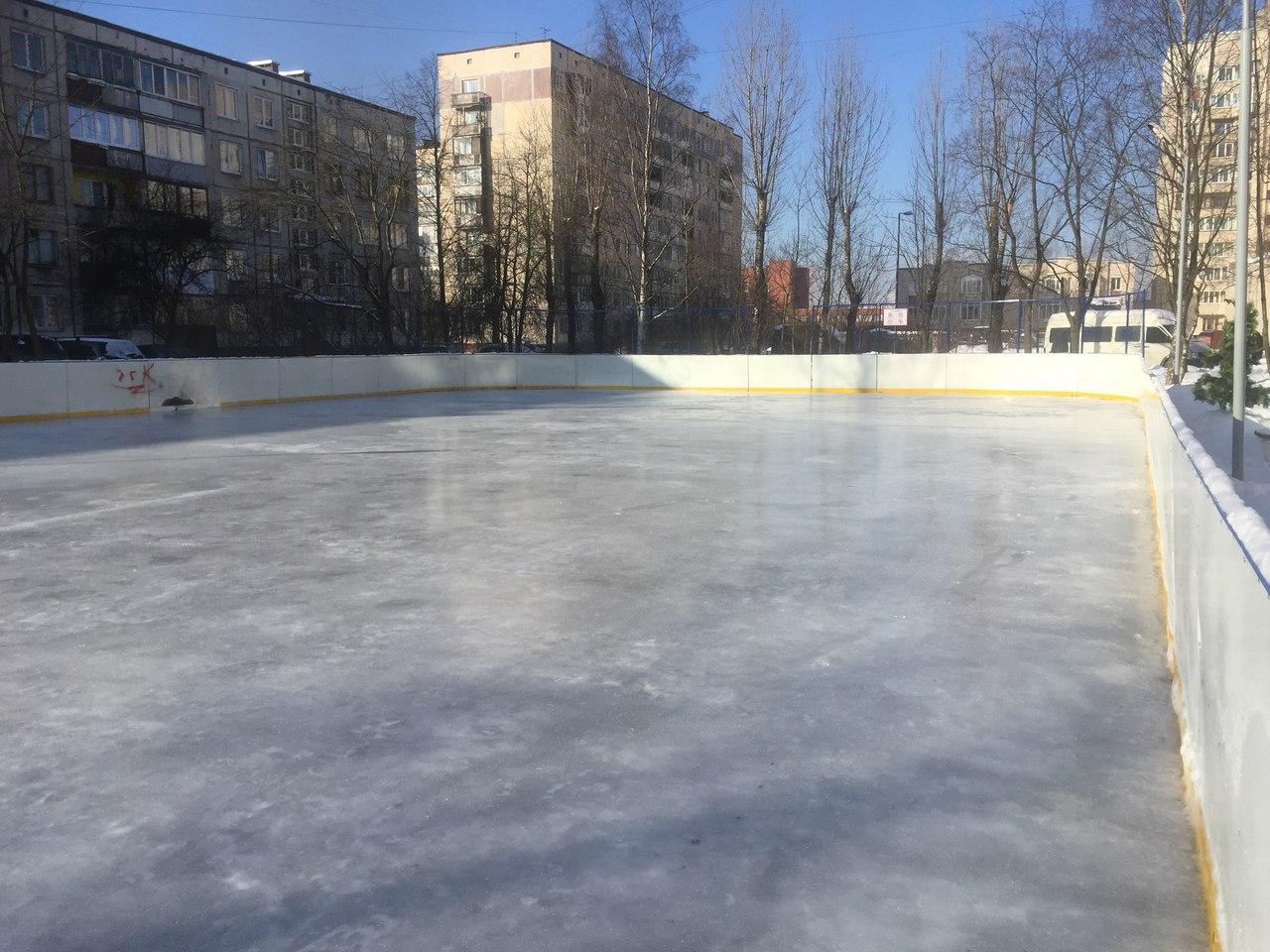 Катки Центра ФКСиЗ