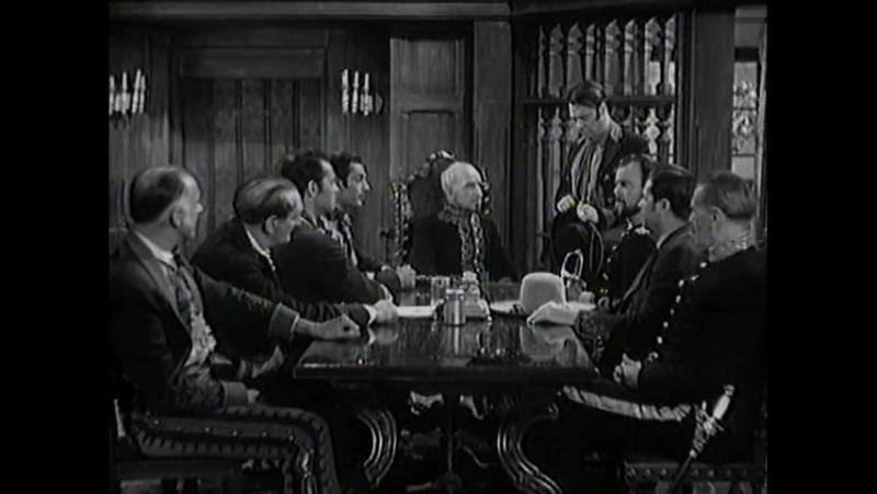 Сражающийся легион Зорро 3 серия (1939)
