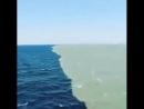 слияние средиземного моря и атлантического океана.