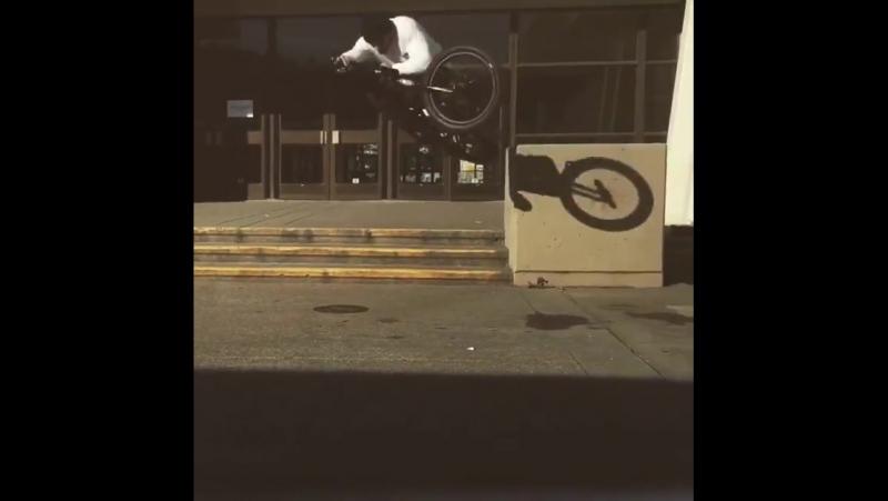 Dakota Roche BMX Tricks