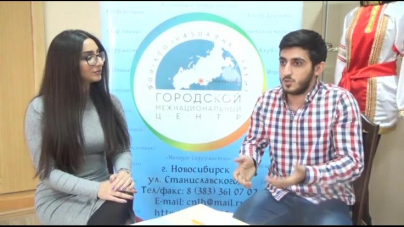 интервью с организатором игр КВН Агилом Гурбановым