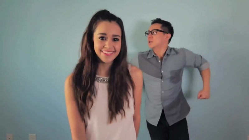 All About That Bass - Meghan Trainor (cover) Megan Nicole and Jason Chen
