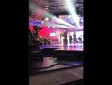 Ирина Агибалова в прямом эфире 25.10.2017. Съемки ток-шоу