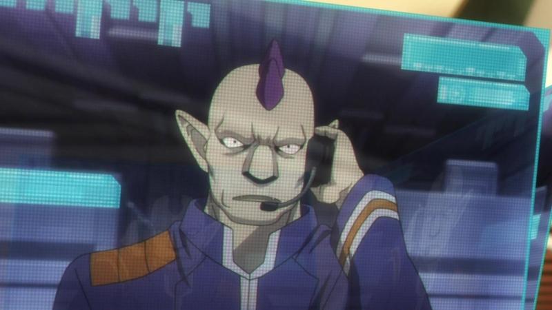 Gintama. Shirogane no Tamashii-hen TV-7 / Гинтама: Серебряная Душа ТВ-7 - 3 (444) серия | Hekomi, Kari Anzen [AniLibria.Tv]