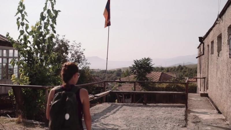 Поездка в Арцах, (Нагорный Карабах)