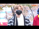 RAW VK 24 11 2017 MONSTA X at arrive KBS Music Bank @MBN