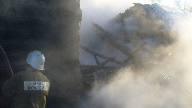 В Марий Эл два брата не смогли выбраться из горящего дома