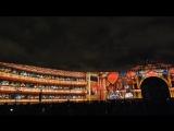 Фестиваль света на Дворцовой площади 2017г