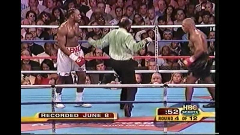 2002-06-08 Mike Tyson vs Lennox Lewis