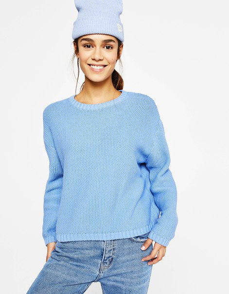 Трикотажный свитер