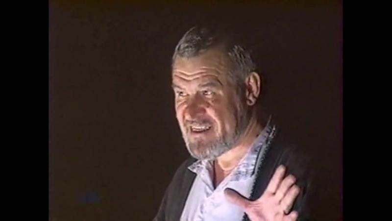 А.ПушкинБорис Годунов (Театр на Таганке,1999) (4 часть)