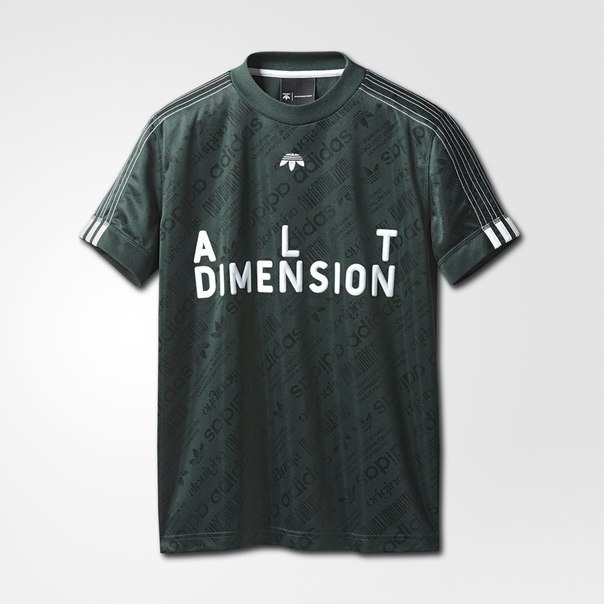 Футболка adidas Originals by AW Soccer