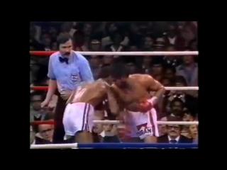 Легендарный бой - Роберто Дюран vs Шугар Рэй Леонард (комментирует Григорий Стангрит)