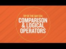 Tip 034 - Comparison Logical Operators in After Effects
