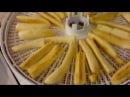 Вяленые бананы Вялим в электросушилке