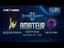Amateur Series Round of 128: ДадуШтормУж (P) vs Ngylthir (Z)