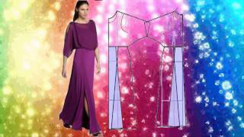 Платья в стиле бохо для полных. Dresses in Boho style for the full.