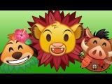Король Лев в Эмодзи | Disney