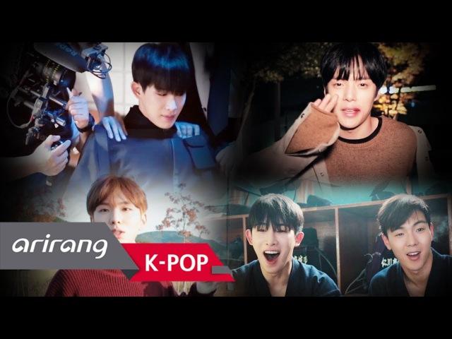 [Pops in Seoul] MONSTA X(몬스타엑스) _ Dramarama(드라마라마) _ MV Shooting Sketch
