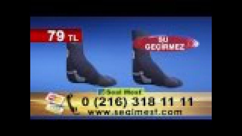 Seal Çorap Mest | Mesh Çorabı | Tanıtım Vİdeosu