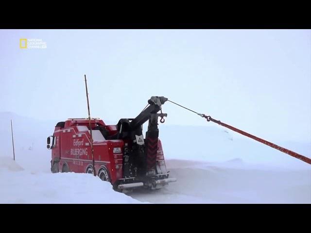 Ледяная дорога 1 сезон 5 серия