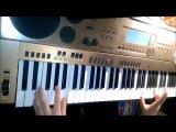 Narcotic thrust - I Like It Remix+Acapella(Casio-at3)