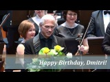 Happy Birthday 2016, Dmitri Hvorostovsky!