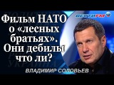 Владимир Соловьев: Фильм НАТО о лесных братьях. Они дебилы что ли?