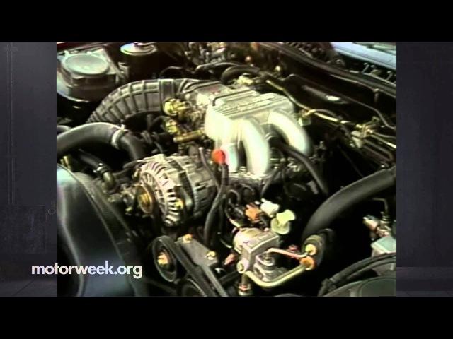 MotorWeek | Retro Review: '89 Mazda RX7 GTUS and 1st Gen Miata
