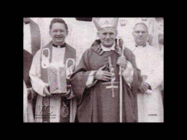 JUAN PABLO II, EL ANTICRISTO Y LA CRUZ INVERTIDA | 666 | » Freewka.com - Смотреть онлайн в хорощем качестве