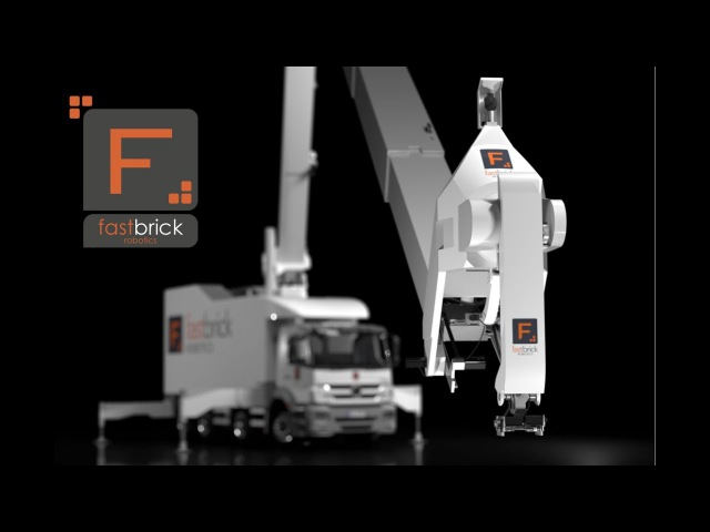 Fastbrick Robotics: World Leaders In Digital Construction Robotics