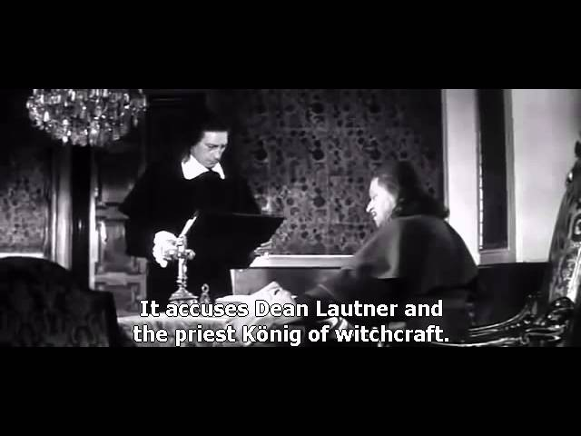 Witchhammer - Movie about catholic Inquisitions (English subtitles)