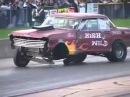 Страшные Аварии на гонках Огромная скорость