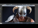 Skyrim - Turn Game Asset into Cinematic model - Part 1