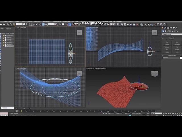 Parametric transform\modeling in 3DsMax