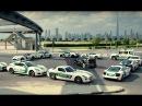 Сумасшедшая гонка Ken Block vs.Police в Дубае на Ford Fiesta ST RX43