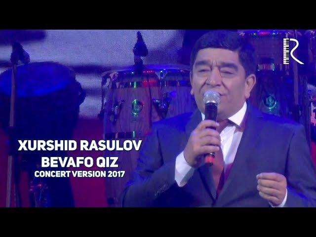 Хуршид Расулов (Hurshid Rasulov) - zvuktop