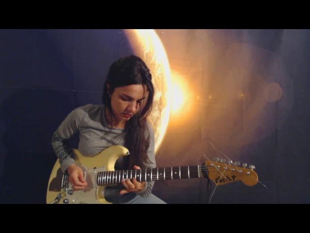 Eva Vergilova - Rain (Mindi Abair)